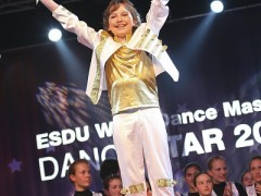 World dance champion Raphael Rojko