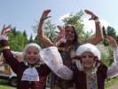 2008: Dancing Star Waterloo mit Raphael als Mozart und Janine