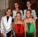 Die Valeina-Akteure :: hinten: Anna Trieb, Iris Writze; vorne: Raphael Rojko, Linda Suntinger, Janine Pum